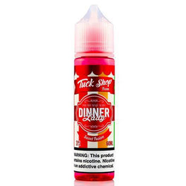 SWEET FUSION BY TUCK SHOP FROM DINNER LADY-60ML NEW FLAVOUR LINE