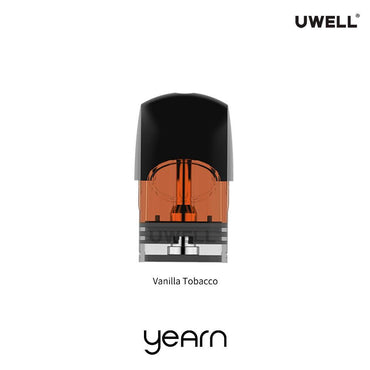 Uwell - Yearn - Replacement Pods - Vanilla Tobacco - 20mg
