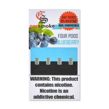 EonSmoke Pods - Blueberry - 4 Pods / Pack