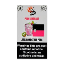 EonSmoke Pods - Pink Lemonade - 4 Pods / Pack