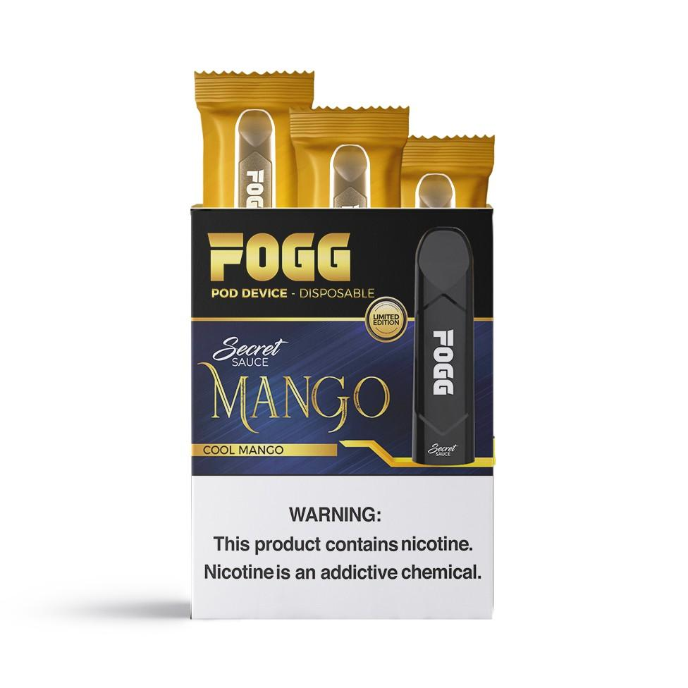 Fogg - Cool Mango - Disposable Vape Devices