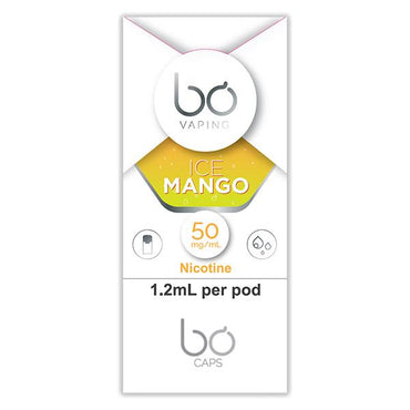 Bo One Pods - Bo One Caps - Ice Mango - 1.2ml