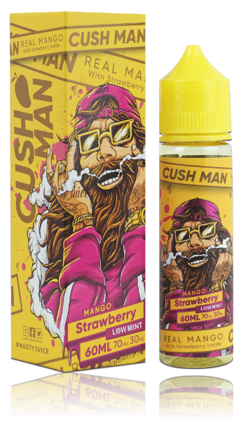 Nasty Juice - Cush Man - Set of 3 - 60ml x 3