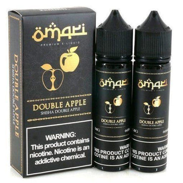 Omari – Double Apple – 60ML - 3MG
