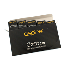 Cleito  (Compatible with Cleito 120) Aspire Replacement Coils in UAE. Dubai, Abu Dhabi, Sharjah, Ajman - I Vape Dubai