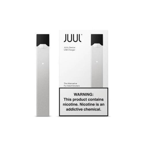 JUUL Device - Silver Color