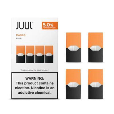 JUUL Pods - Mango - 4 Pods / Pack