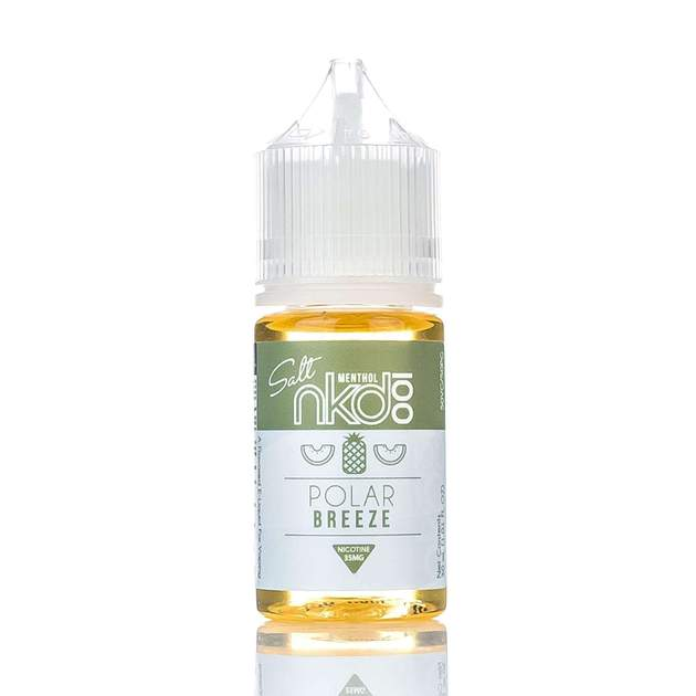 Naked 100 - NIC Salts - Polar Breeze - 30ml