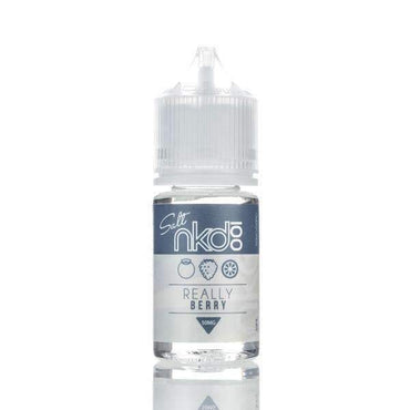 Naked 100 - NIC Salts - Really Berry - 30ml