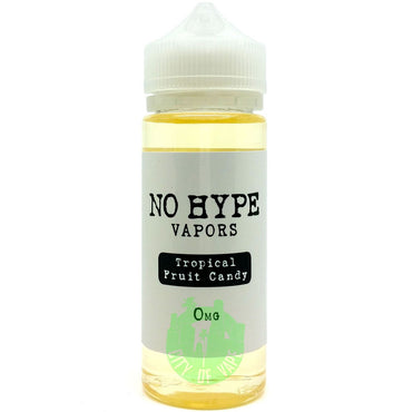 No Hype Vapors - Strawberry Banana Milkshake - 120ml