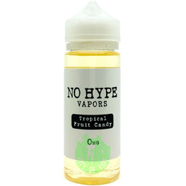 No Hype Vapors - Tropical Fruit Candy - 120ml