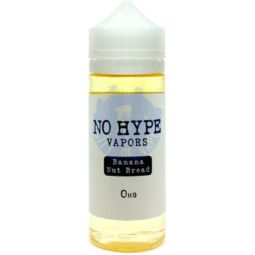 No Hype Vapors - Banana Nut Bread - 120ml
