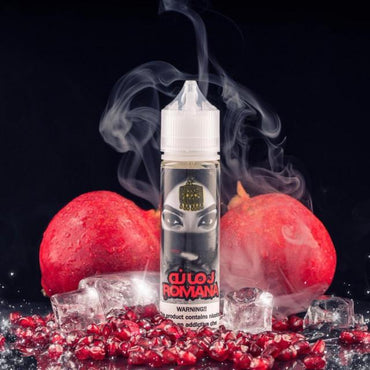 Romana ICE   the best pomegranate eliquid 60ml