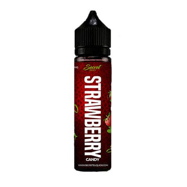 Secret Sauce E-Liquids - Strawberry - 60ml