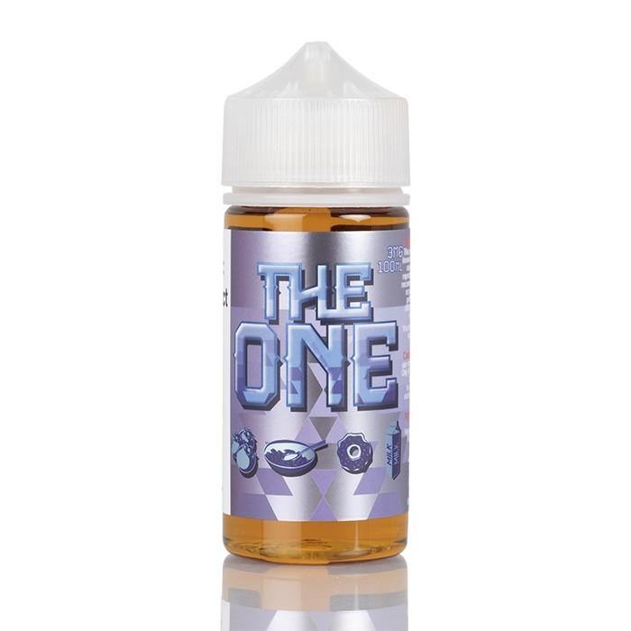 Blueberry Cereal Donut Milk The One E-Juice in UAE. Dubai, Abu Dhabi, Sharjah, Ajman - I Vape Dubai