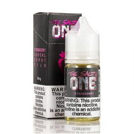 Beard Vape Co - NIC Salts - The Salty One - Strawberry - 30ml