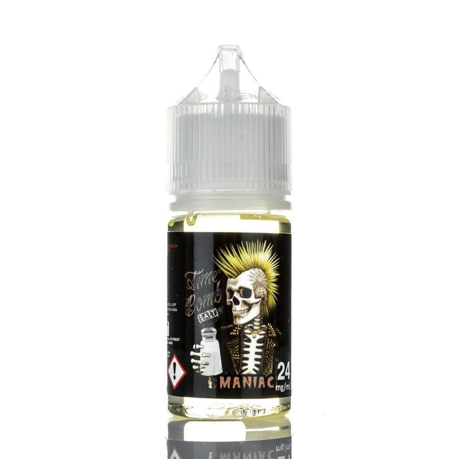 Time Bomb Vapors - NIC Salts - Maniac - 30ml