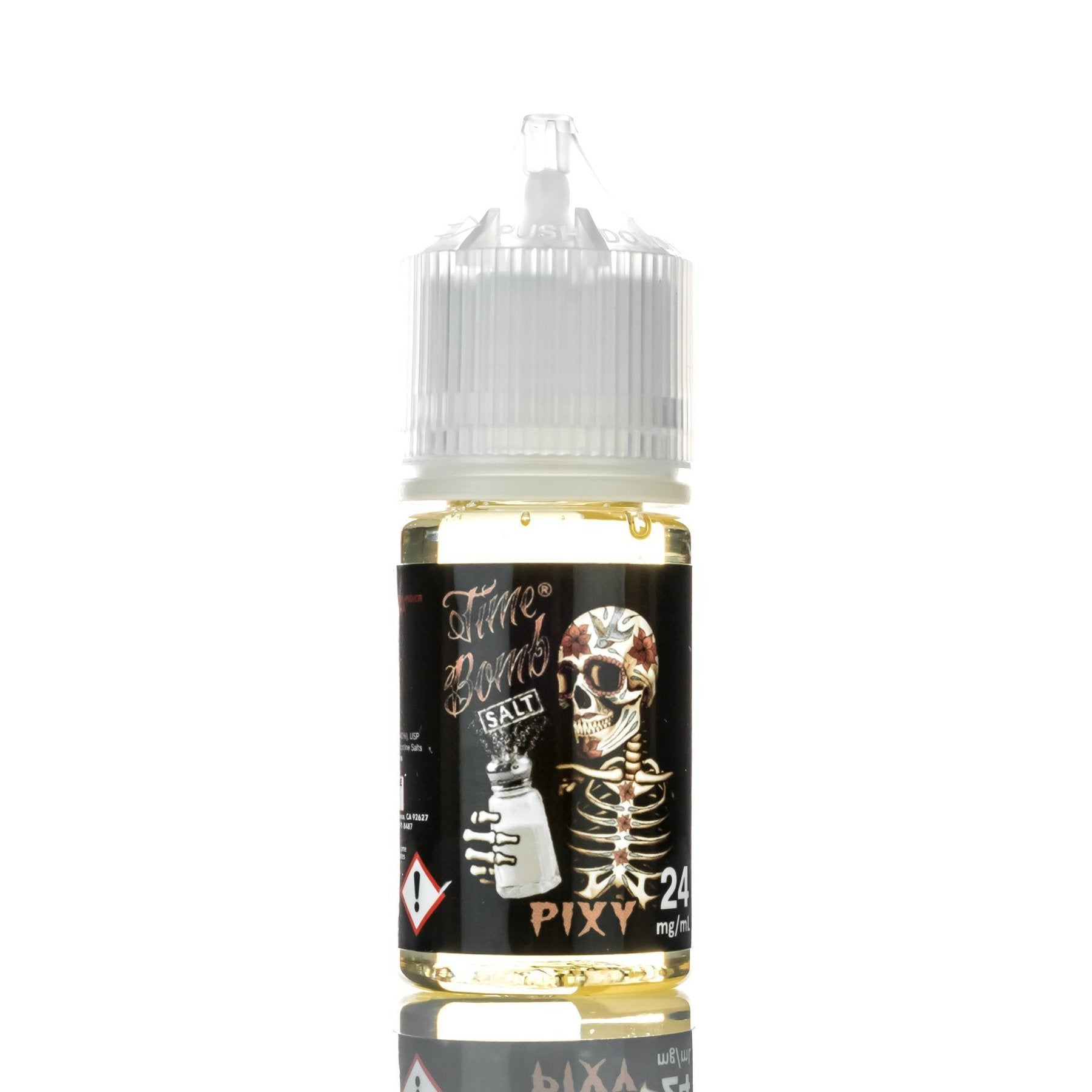Time Bomb Vapors - NIC Salts - Pixy - 30ml