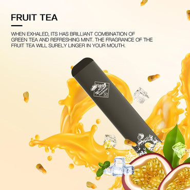 Tugboat V2 - Fruit Tea -  Disposable Vape Devices