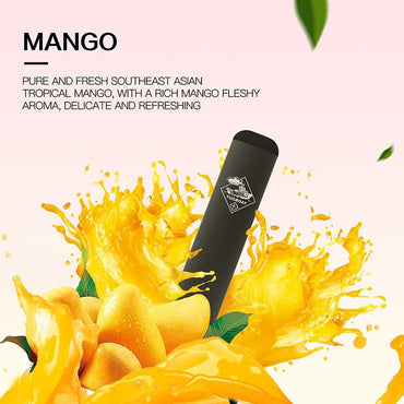 Tugboat V2 - Mango -  Disposable Vape Devices