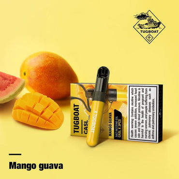 Tugboat V4 (CASL) - Mango Guava -  Disposable Vape Devices