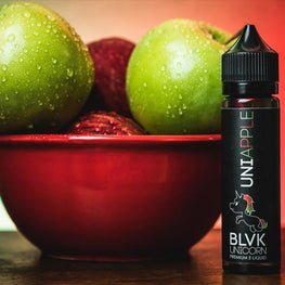 BLVK Unicorn E-juice - Uniapple - 60ml