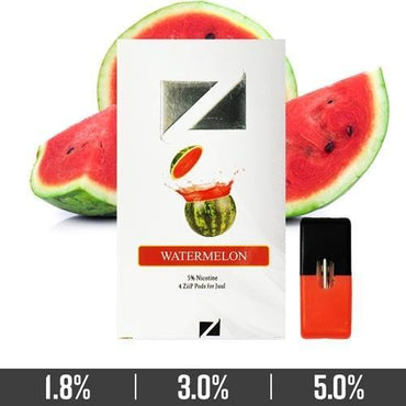 ZIIP Pods - ZPods Watermelon