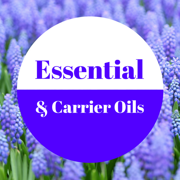 Essential & Carrier Oils