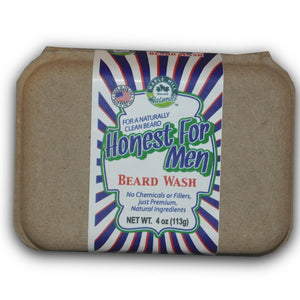 Honest for Men Original Scent Beard Wash