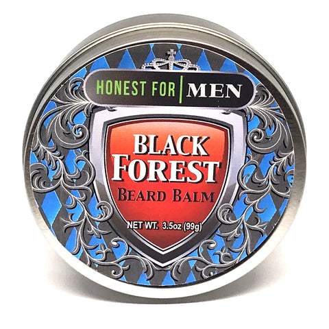 Honest For Men Black Forest Beard Balm