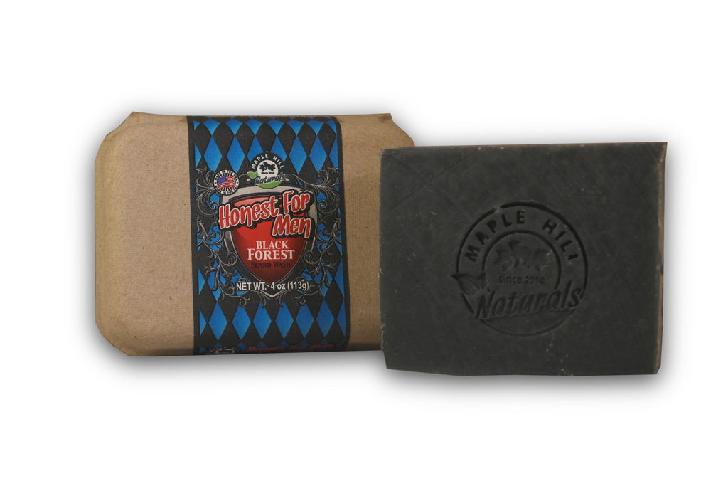 Honest For Men Black Forest Beard Wash