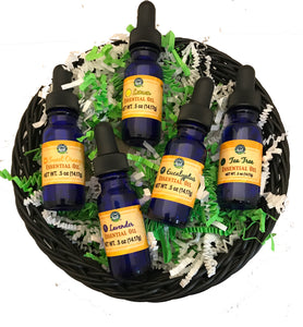 Essential Oils Starter Set