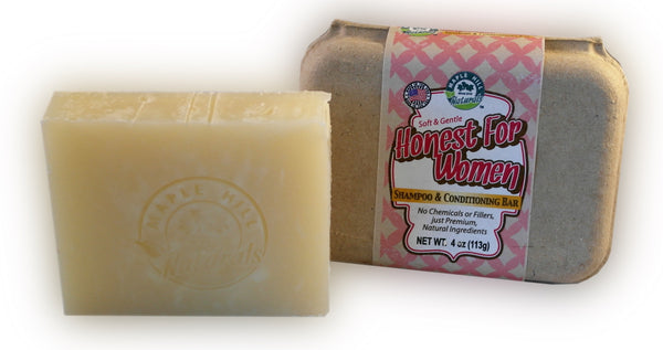Honest for Women Shampoo Bar