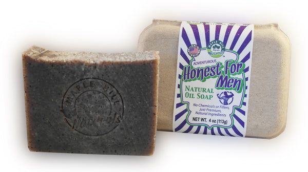 Honest for Men Soap