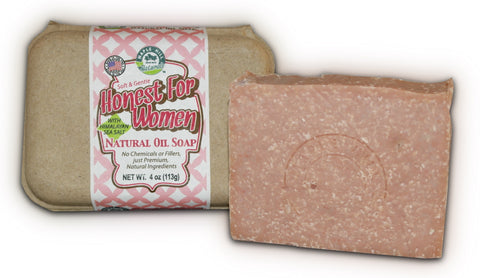 Honest for Women Soap