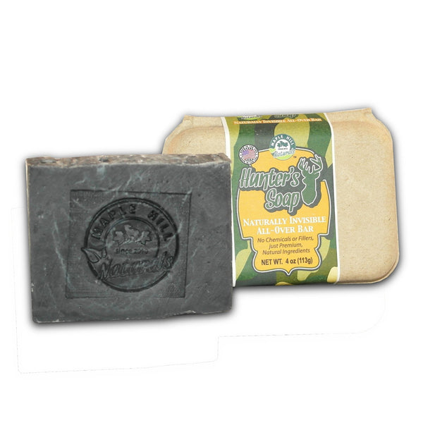 Hunter's Soap : Naturally Invisible All-Over Bar