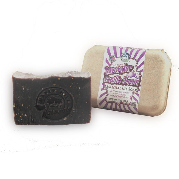 Lavender Vanilla Dream Essential Oil Soap