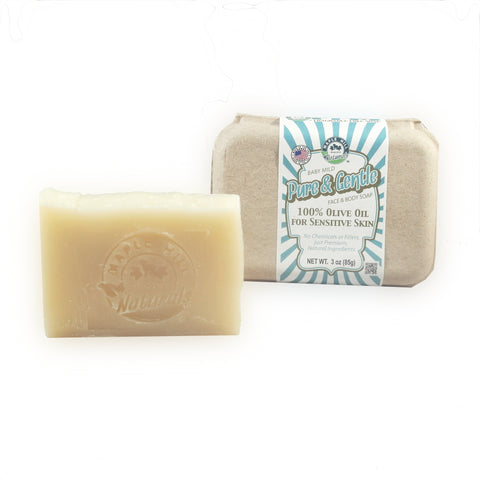 Pure & Gentle Fragrance Free Soap