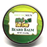 Honest For Men Mint Tea Tree Oil Beard Balm