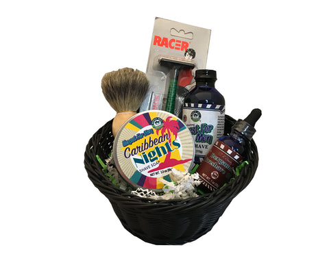 Honest for Men Natural Shaving System 30 Day Starter Set