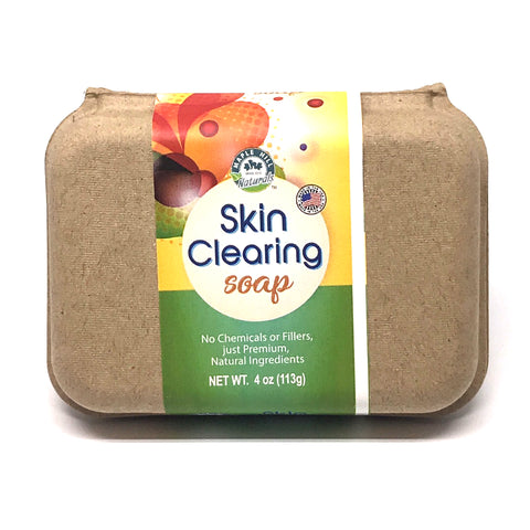 Skin Clearing Facial Soap