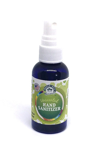 Unscented Hand Sanitizer 2oz