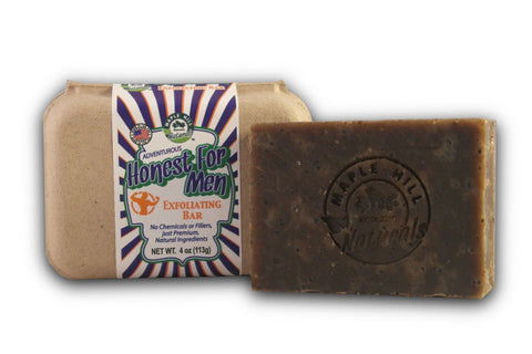 Honest for Men Deep Exfoliating Soap