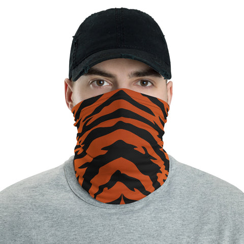 Tiger King Neck Gaiter Face Shield