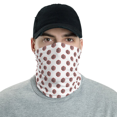 Corona Neck Gaiter Face Shield