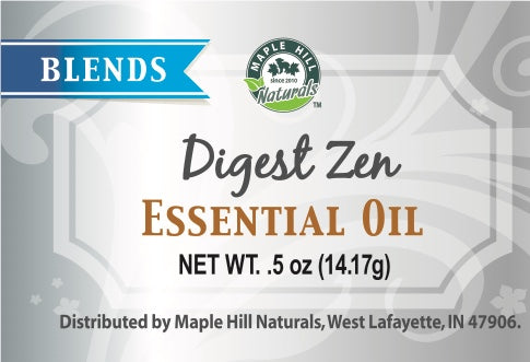 Digest Zen Essential Oil Blend