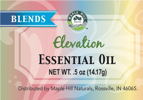 Elevation Essential Oil Blend