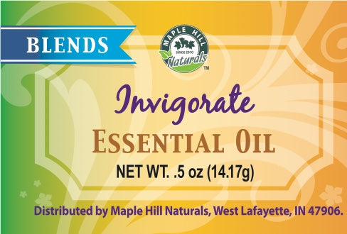 Invigorate Essential Oil Blend