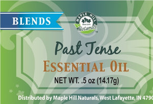 Past-Tense Essential Oil Blend