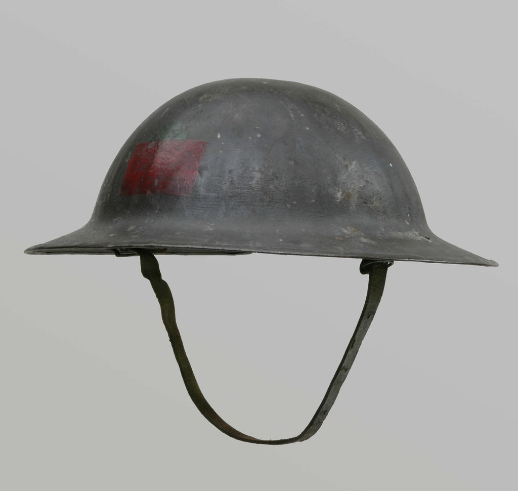 The Broadie Helmet